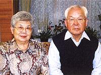竹内 哲夫さん・恭子さんご夫妻 会社顧問・主婦71才・67才